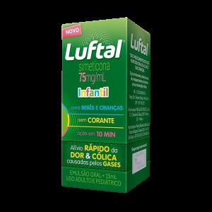 LUFTAL INFANTIL 75MG - 15ML