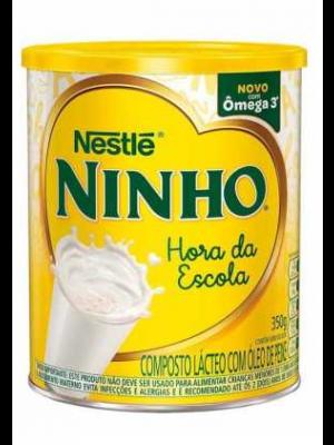 LEITE NINHO HORA DA ESCOLA 350G