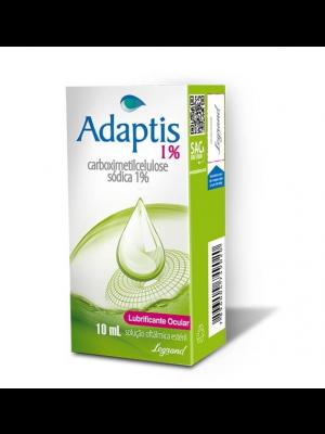 ADAPTIS 1% LUBRIFICANTE OCULAR 10ML