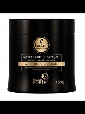 MÁSCARA HIDRATAÇÃO HASKELL CAVALO FORTE 500G