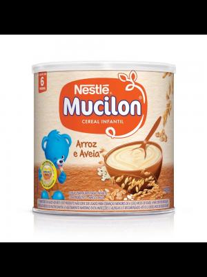 MUCILON ARROZ E AVEIA 400G