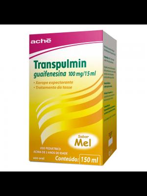 TRANSPULMIN 6,667MG XPE FR 150ML+CM INF