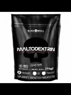 MALTODEXTRIN BLACK SKULL CV PRETA LARANJA C/ACEROLA REFIL 1K