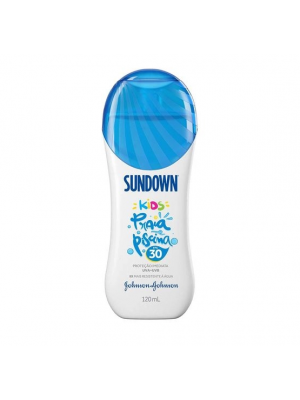 PROTETOR SOLAR SUNDOWN KIDS FPS 30 120ML