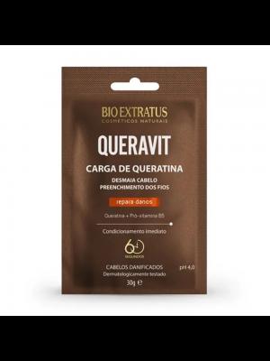 CREME BIO EXTRATUS QUERAVIT CARGA DE QUERATINA 30G