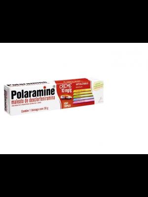 POLARAMINE 10MG CREME DERM BG 30G