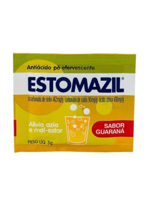 ESTOMAZIL GUARANA ENV 5G