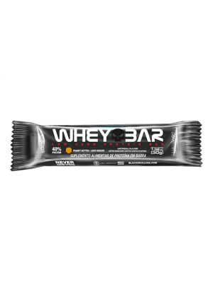 WHEY BAR BLACK SKULL COOKIES & CREAM 30G