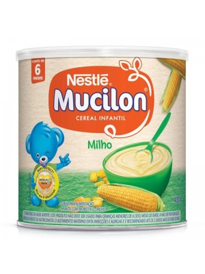 MUCILON MILHO LATA 400G