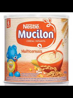 MUCILON MULTI CEREAIS LATA 400G