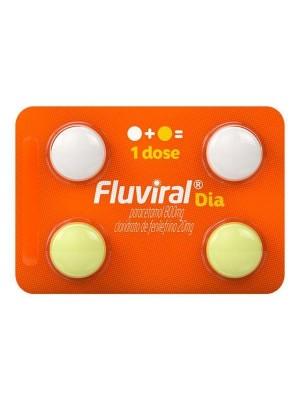 FLUVIRAL DIA 4 COMP