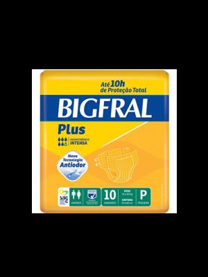 FR GERIATRICA BIGFRAL PLUS P  10 UNID