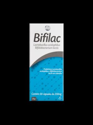 BIFILAC - 30 COMPRIMIDOS