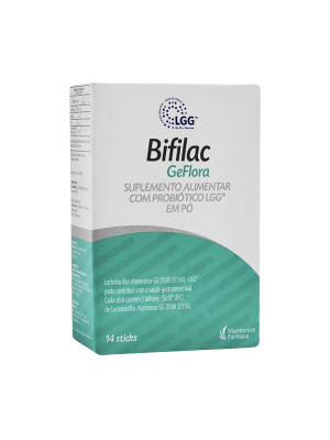 BIFILAC GEFLORA 5 BI - 14 STICKS