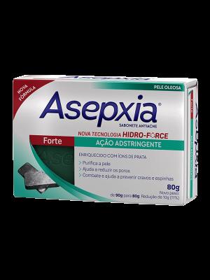 ASEPXIA SABONETE: FORMULA FORTE - 80 GRAMAS