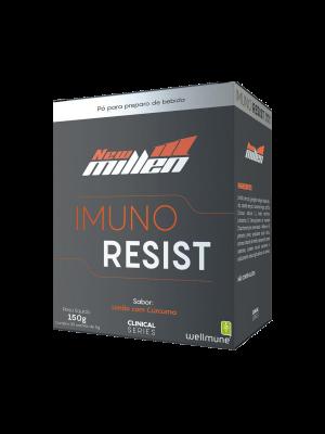 IMUNO RESIST NEW MILLEN: LIMAO COM CURCUMA - 150 GRAMAS