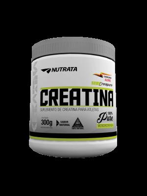 CREATINUP CREATINA MONOHIDRATADA NUTRATA: NATURAL - 300 GRAMAS
