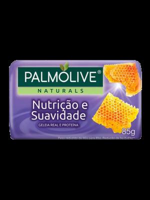 SABONETE PALMOLIVE NATURALS NUTRIÇÃO E SUAVIDADE - 85 GRAMAS