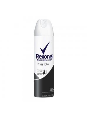 DESODORANTE REXONA AEROSOL FEMININO INVISIBLE - 150ML