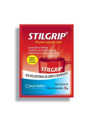 STILGRIP 400+4+4MG GRAN 1 SACHES X 5G