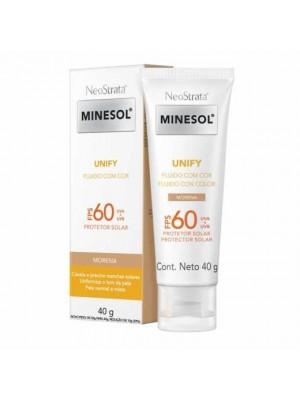 MINESOL NEOSTRATA UNIFY PELE MORENA COR FPS 60 40G