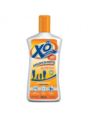 REPELENTE XO INSETO SPRAY 200ML
